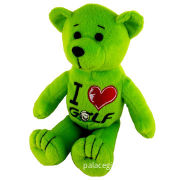 "Plush Toys Teddy Bear with Embroidery and Cotton Stuffing, Meets EN 71 Standard, Measures 9"" to 15"""